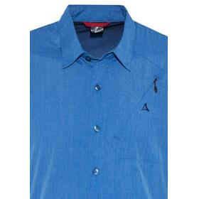 Schöffel Freiburg UV - T-shirt manches courtes Homme - bleu